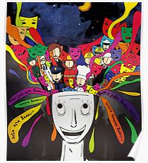 future mind of indonesia teenager Poster