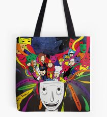 future mind of indonesia teenager Tote Bag