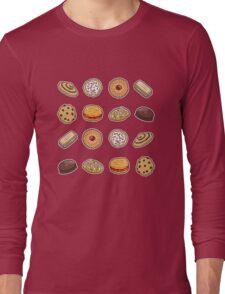 Cookies Long Sleeve T-Shirt