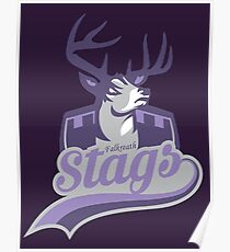 Falkreath Stags Poster