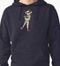 Danger is my Middle Name Pullover Hoodie