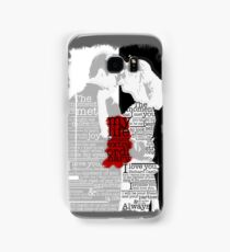 Yin Needs Yang Samsung Galaxy Case/Skin