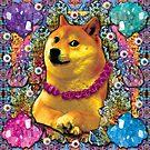 «shibe doggo quiere tu boop snoot» de STORMYMADE