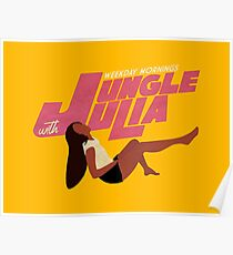 Jungle Julia Poster