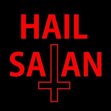 Hail Satan! by Antigen