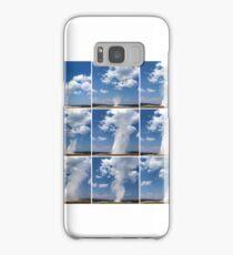 Eruption of Old Faithful Samsung Galaxy Case/Skin