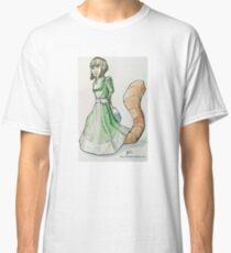 Tanuki Girl Classic T-Shirt