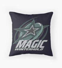 Winterhold Magic Throw Pillow