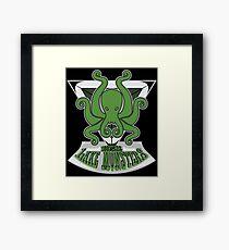 Morthal Lake Monsters Framed Print