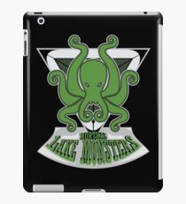 Morthal Lake Monsters iPad Case/Skin