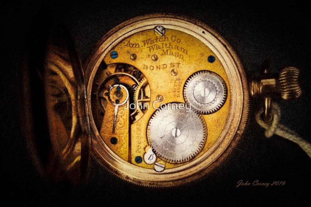 American Watch Company Pocket Watch by John Corney