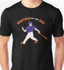 BARTOLO COLON AT THE BAT Unisex T-Shirt