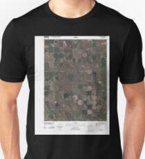 USGS TOPO Map Colorado CO Schramm 20100806 TM T-Shirt