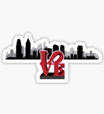 Philadelphia LOVE Sticker