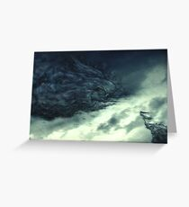 CryWolf album art Greeting Card