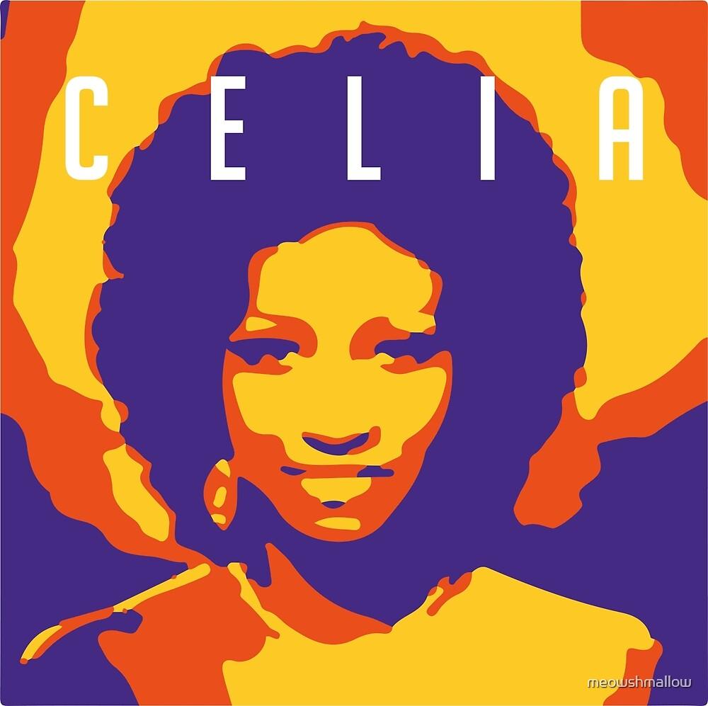 Celia by meowshmallow