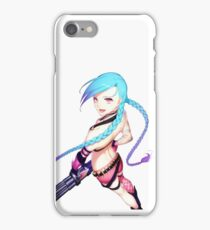 Sexy Jinx! iPhone Case/Skin