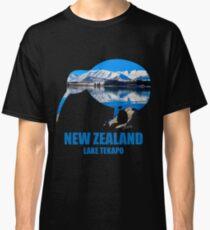 NEW ZEALAND LAKE TEPAKO Classic T-Shirt