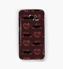 Neon Mini Love Samsung Galaxy Case/Skin