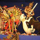 Durga Puja 2014 by Mahesh Kumar