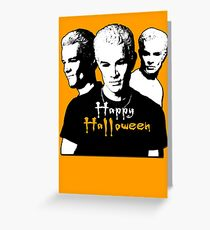 SPIKE: Halloween V1 Greeting Card