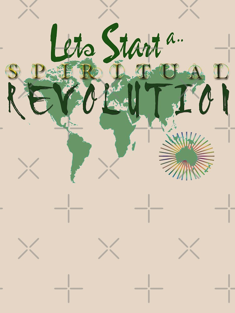 spiritual revolution by webgrrl