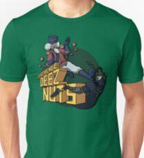 Experience Deez Nuts Unisex T-Shirt