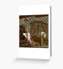 Come On! My Husband is Gone Greeting Card