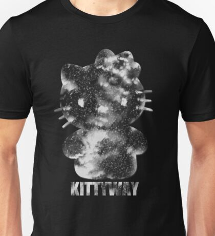 Kitty Way Unisex T-Shirt
