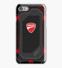 Ducati case (carbon weave) iPhone Case/Skin