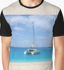 Ionian sea Graphic T-Shirt