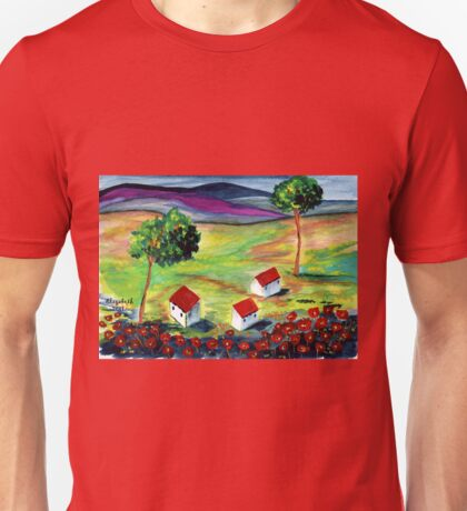 ♪♪ There is poetry on earth again ♪♪ T-Shirt