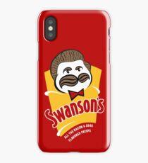 Swanson's Crisps iPhone Case