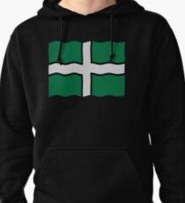 Devon flag Pullover Hoodie