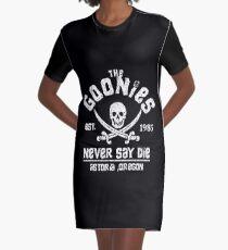 goonies Graphic T-Shirt Dress