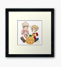 ruscan  Framed Print