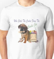 Puggle Stole Cookie From The Cookie Jar T-Shirt