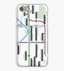 #tagsandthecity / Berlin iPhone Case/Skin