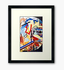 Abstract #12 Framed Print
