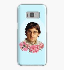flowery louis theroux Samsung Galaxy Case/Skin