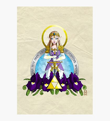 Our Lady of Wisdom Photographic Print