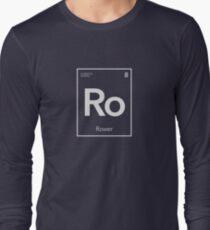 Elemental Rowing - Basic Rower Long Sleeve T-Shirt