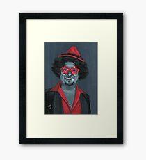 Sisto's Swagger Framed Print