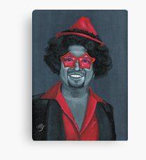 Sisto's Swagger Canvas Print