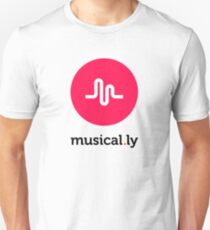 musical.ly Unisex T-Shirt