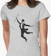Astaire Womens Fitted T-Shirt