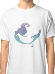 Mermaid glittering gradient Classic T-Shirt