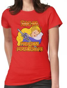 She-Ra Princess of Power Naps Funny Tee. S to 2XL