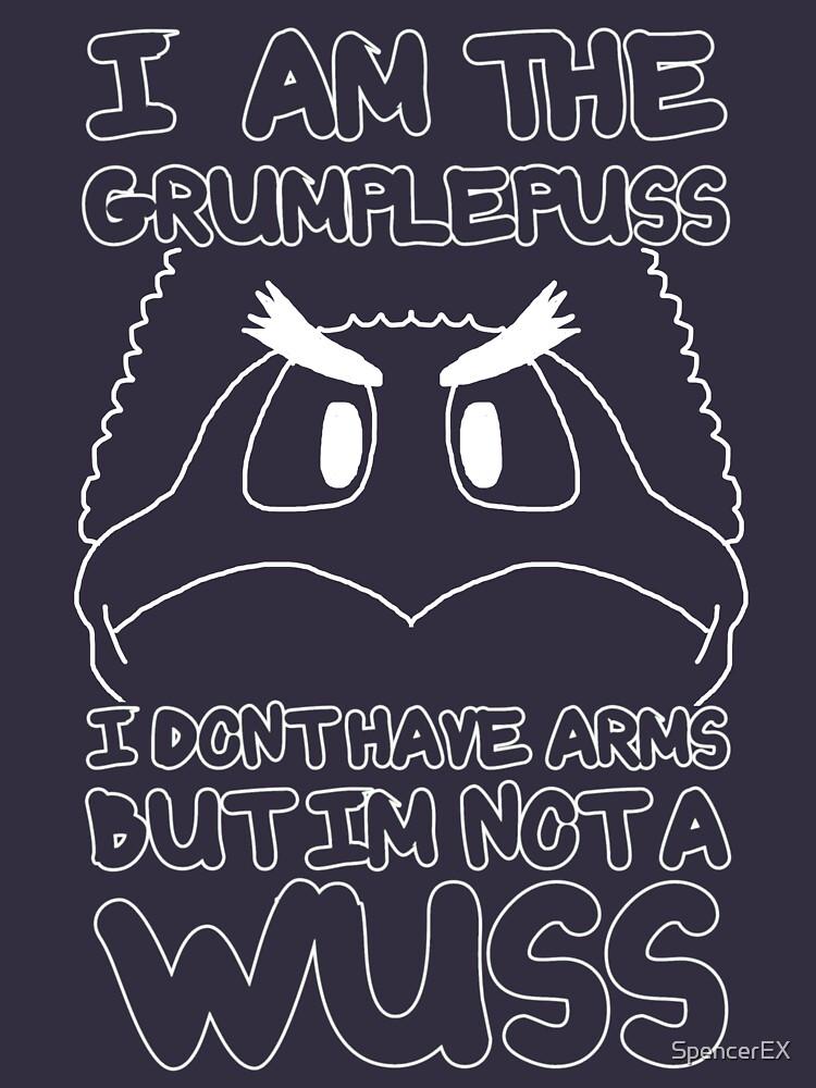 The Grumplepuss by SpencerEX