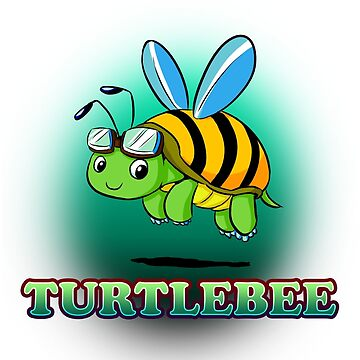 Turtlebee! by roydgriffin